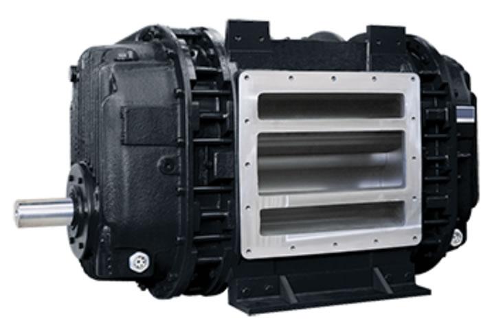 Hibon SIAV 8702 Blower Repair & Rebuilding